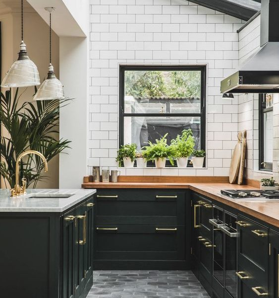 Today's Hottest Trends in Kitchen Design and Renovation