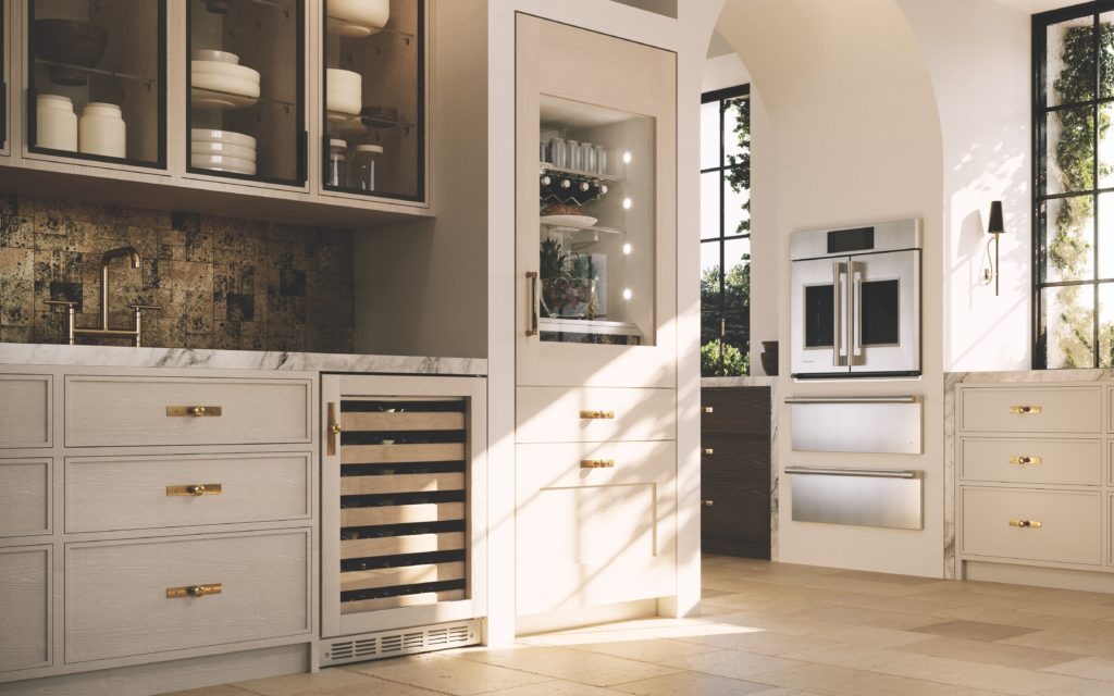 The Latest Trends from the 2021 Kitchen and Bath Industry Show (KBIS)