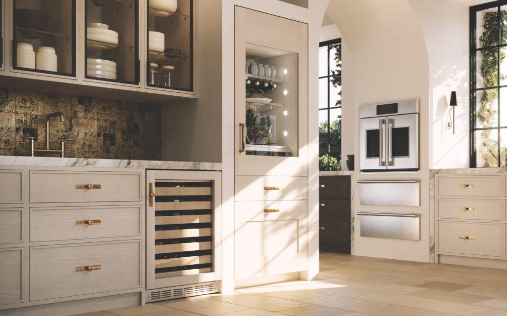French Door Wall Oven
